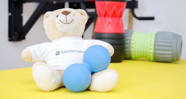 Zen Core Massage Duoball im Test - für gesamten Körper geeignet und leicht anwendbar