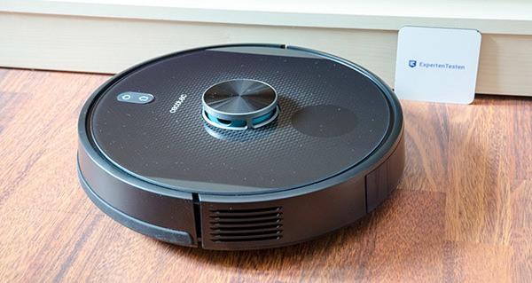 Cecotec Conga 5490 Saugroboter im Test - OnlySilence Technologie für eine lautlose Reinigung mit einem Schallpegel stiller als < 64 dB