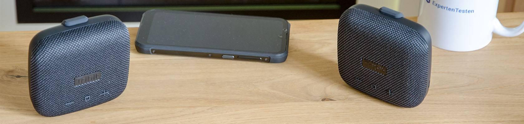 Bluetooth Lautsprecher im Test auf ExpertenTesten.de