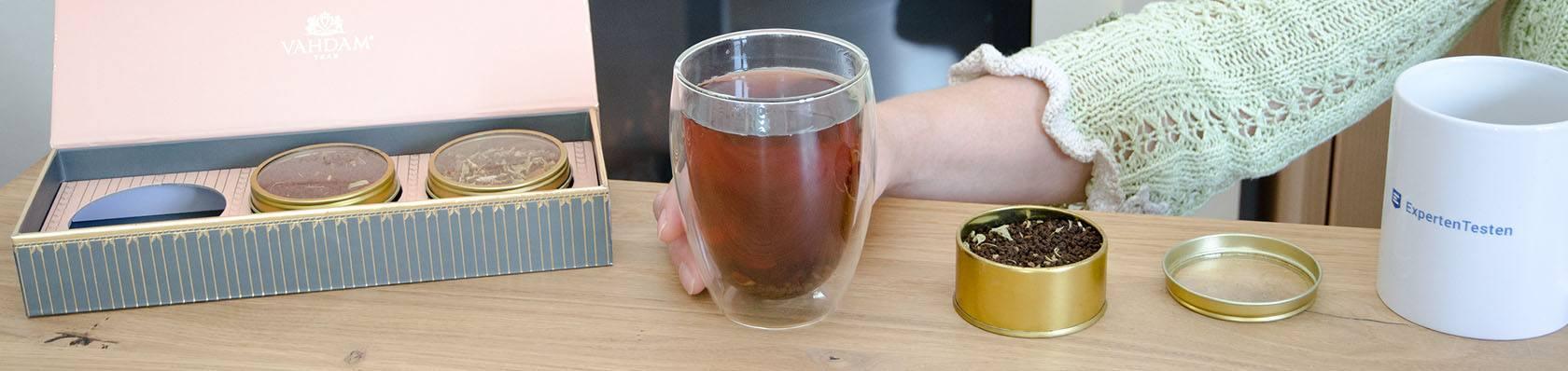 Tee-Adventskalender im Test auf ExpertenTesten.de