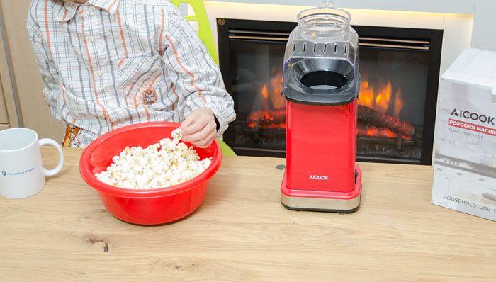 Popcornmaschinen im Test auf ExpertenTesten.de