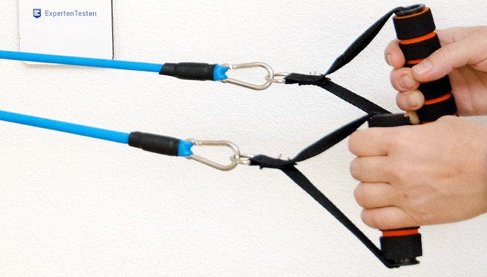 Gymnastikbänder im Test auf ExpertenTesten.de