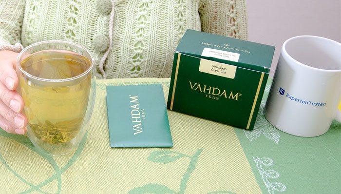 Teekannen im Test auf ExpertenTesten.de