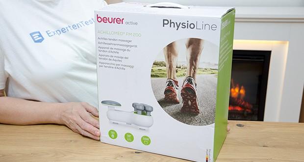 Beurer FM 200 Achillomed Achillessehnenmassagegerät im Test - Linderung bei Problemen der Achillessehnen