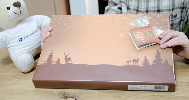 Frey Truffes assortiert Geschenkpackung im Test - assortierte Trüffel zum Verschenken