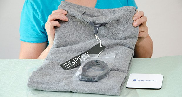 ESPRIT Collection Damen Kleid im Test - Größe M, Farbe: 019/Gunmetal 5