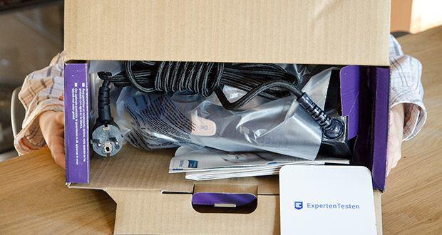 Philips GC4909/60 Dampfbügeleisen Azur im Test - Länge des Netzkabels: 3m