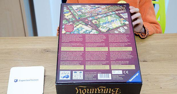 Ravensburger Alea - The Castles of Burgundy im Test - Anzahl Spieler: 2-4 Spieler, Spieldauer: 90-115 Minuten