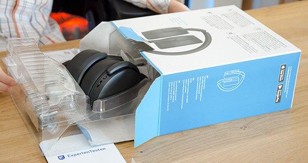 Sennheiser HD 350BT Kabelloser faltbarer Kopfhörer im Test - ist die ideale Wahl für alle, die großartigen Sound lieben