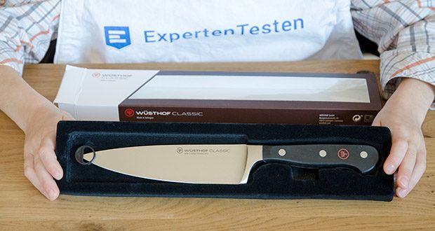 Wüsthof Kochmesser Classic, 16 cm im Test - überzeugt mit zeitlosem Design und zuverlässiger Leistung