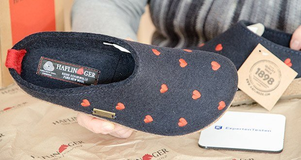 HAFLINGER Damen Couriccini Grizzly Pantoffeln im Test - ohne Futter, ohne Verschluss