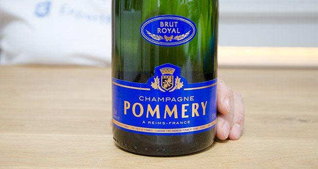 Pommery Brut Royal Champagner im Test - Herkunftsregion: Champagne, Frankreich
