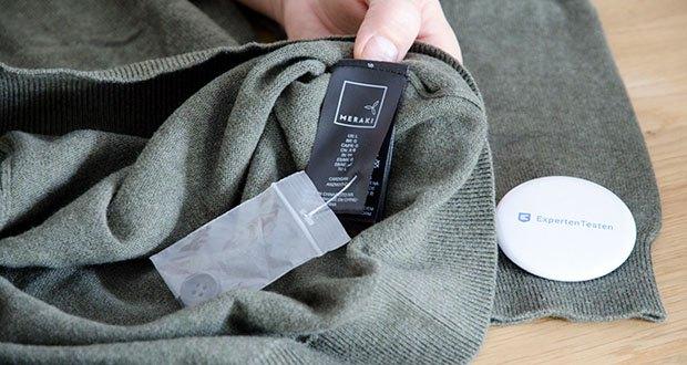 MERAKI Herren Strickjacke im Test - Material: 100% Baumwolle