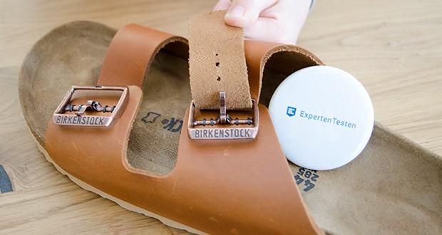 BIRKENSTOCK Herren Sandale Arizona im Test - hochwertige Verarbeitung; eine Trend-Sandale