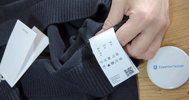 BOSS Damen C Fabelletta Pulloverkleid im Test - Rückenlänge: 92 cm (36 inches)