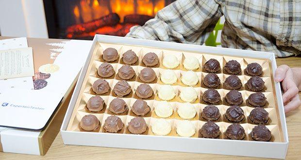 Frey Truffes assortiert Geschenkpackung im Test - traditionell, hochwertig, ursprünglich und von höchster Qualität für jeden Moment