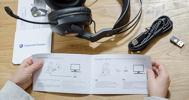 Roccat Elo 7.1 Air Gaming Headset im Test - die Superhuman Hearing-Soundeinstellung von Turtle Beach verstärkt wichtige Geräusche im Spiel und verschafft dir damit einen entscheidenden Vorteil