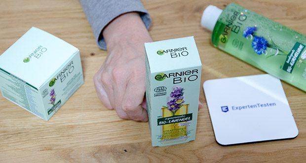 Garnier Bio Naturkosmetik Gesichtspflege Set im Test - zaubern Sie sich glatte Haut mit der Kraft der Natur