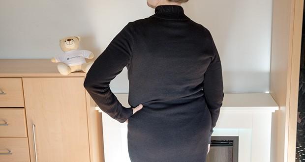 BOSS Damen C Fabelletta Pulloverkleid im Test - strukturierte Styles sind ideal fürs Office oder schicke Veranstaltungen, während Sie in entspannteren Design Ihre Freizeit genießen
