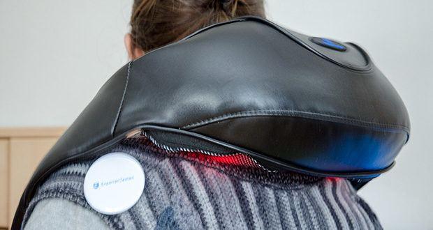 Invitalis Vitalymed Flexi Massagegerät im Test - für Zuhause oder Unterwegs auf Reisen