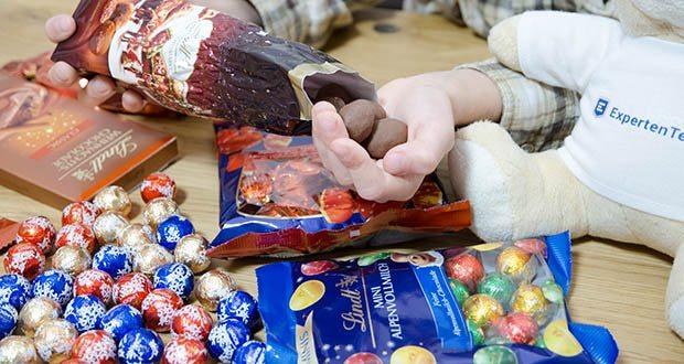 Lindt Weihnachtliche Kostbarkeiten Schokoladengeschenk im Test - exquisite Lindt Chocolade ist die ideale Überraschung in der Weihnachtszeit für Ihre Liebsten oder für besonders besinnliche Momente 