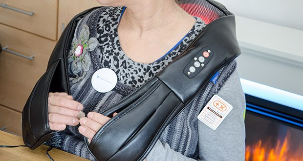 Invitalis Vitalymed Flexi Massagegerät im Test - das Gefühl einer echten Massage mit dem Original Invitalis Vitalymed Flexi Massagegurt