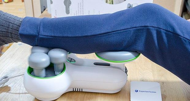 Beurer FM 200 Achillomed Achillessehnenmassagegerät im Test - für Läufer: Gerade beim Joggen und in anderen Laufsportarten kommt es regelmäßig zu Beschwerden der Achillessehne, die der FM 200 Achillomed wirksam lindern kann