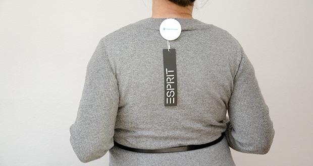 ESPRIT Collection Damen Kleid im Test - Pflegehinweis: Maschinenwäsche