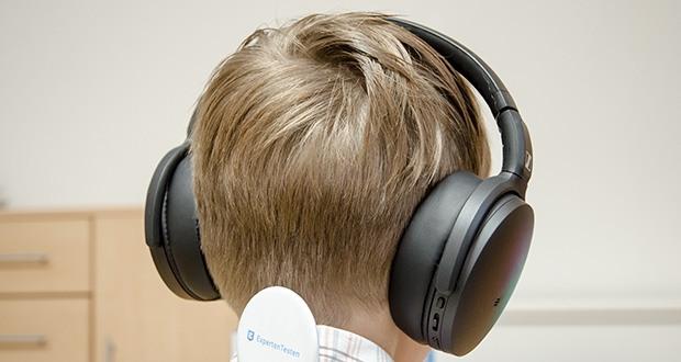 Sennheiser HD 350BT Kabelloser faltbarer Kopfhörer im Test - genießen Sie ein überzeugendes Klangerlebnis mit tiefen, dynamischen Bässen