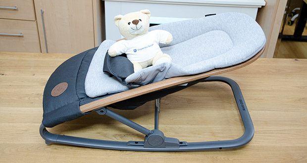 Maxi-Cosi Kori 2-in-1 Babywippe im Test - sorgt für maximalen Komfort und optimale Unterstützung Ihres Babys