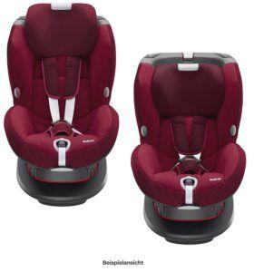 Welche Arten von Maxi Cosi Kindersitz gibt es in einem Testvergleich?