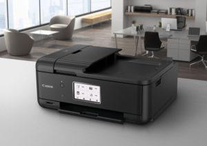 Der Canon Pixma TR8550 All-in-One Tintenstrahldrucker im Test und Vergleich