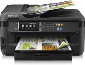 Der Epson WorkForce WF-7610DWF Tintenstrahldrucker im Test und Vergleich