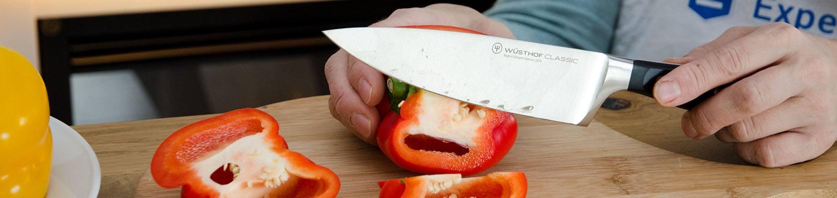 Küchenmesser im Test auf ExpertenTesten.de