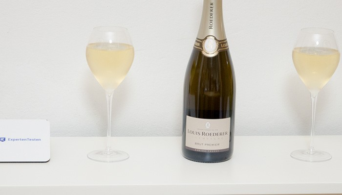 Champagner im Test auf ExpertenTesten.de
