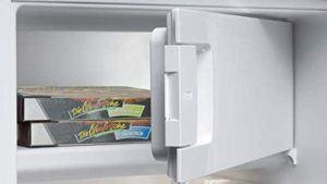 Gefrierfach des Neff Einbaukühlschranks