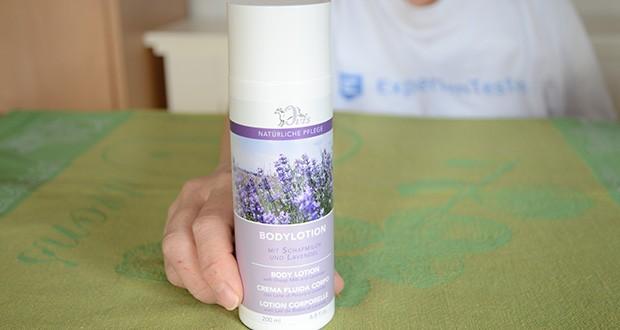 Ovis Bodylotion mit Lavendel und Schafmilch im Test - dank der natürlichen Inhaltsstoffe wirkt Lavendel beruhigend, entzündungshemmend, antibakteriell und durchblutungsfördernd auf die Haut und fördert das Zellwachstum