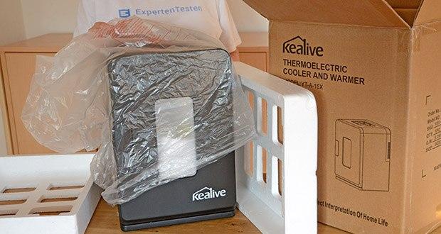 Kealive Mini Kühlschrank im Test - Energieklasse A++