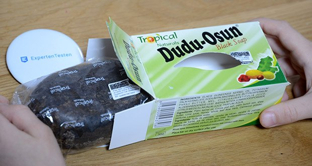 Tropical Naturals Bio Dudu-Osun Schwarze Seife im Test - natürliches Heilmittel für zahlreiche Hauterkrankungen