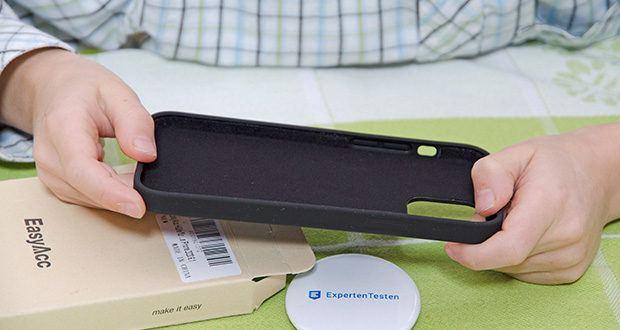 EasyAcc IPhone 12 Hülle schwarz im Test - speziell entworfen für das iPhone 12 Pro 2021