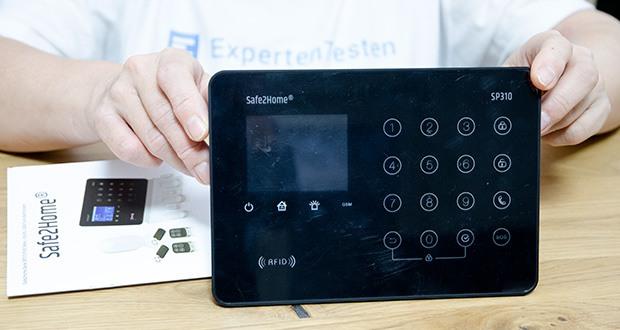 Safe2Home Profi Serie SP310 Basis Set im Test - modernste Digitalsensor - und Übertragungstechnik