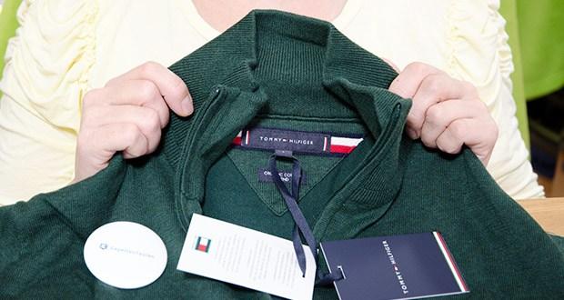 Tommy Hilfiger Herren Organic Cotton Blend Zip Mock Pullover im Test - Tragekomfort und stilvolle Outfits für jeden Tag garantiert