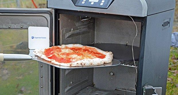 Esprevo Pizzastein Set im Test - das perfekte Grill-Zubehör für den Holzkohlegrill, Kugelgrill oder Gasgrill