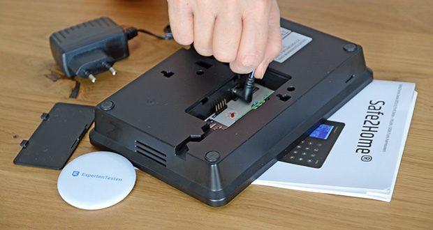 Safe2Home Profi Serie SP310 Basis Set im Test - 2 Wege Kommunikation zu allen Sensoren