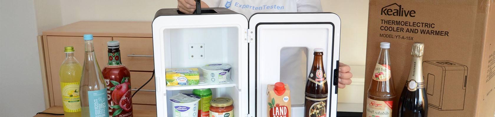 Minikühlschränke  im Test auf ExpertenTesten.de