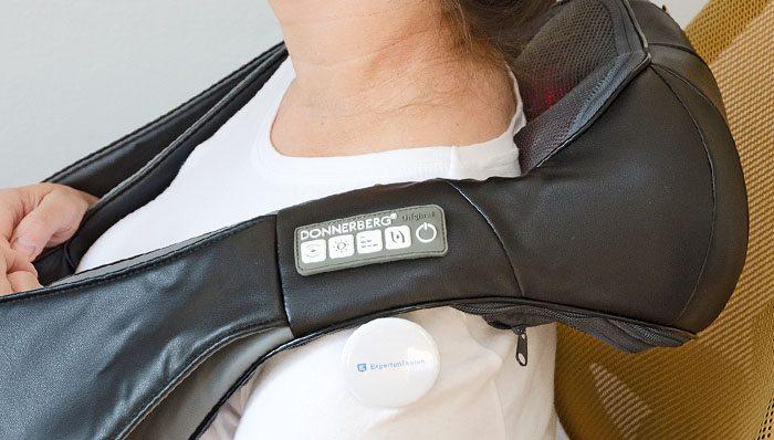 Nackenmassagegeräte im Test auf ExpertenTesten.de