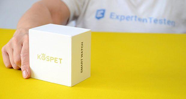 KOSPET Rock Smartwatch im Test - ein Jahr Reparatur-Garantie