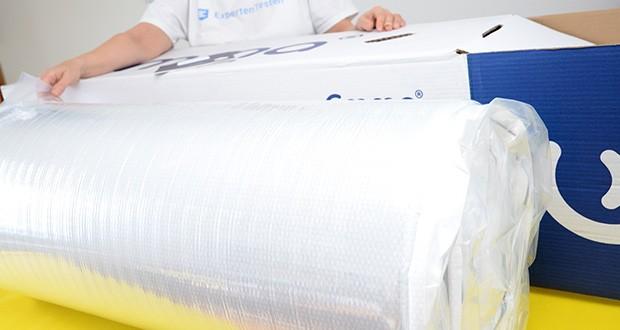 Emma Two Matratze 90x200cm im Test - 10 Jahre Garantie auf Haltbarkeit und Kern