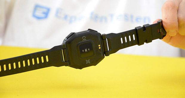 KOSPET Rock Smartwatch im Test - Temperaturbetrieb: -40°C bis 55°C