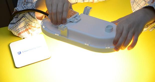 Chilitec LED Oval-Armatur FRL-O 12 im Test - diese robuste und energiesparende LED-Ovalarmatur eignet sich ideal für Keller, Garage, Terasse etc.